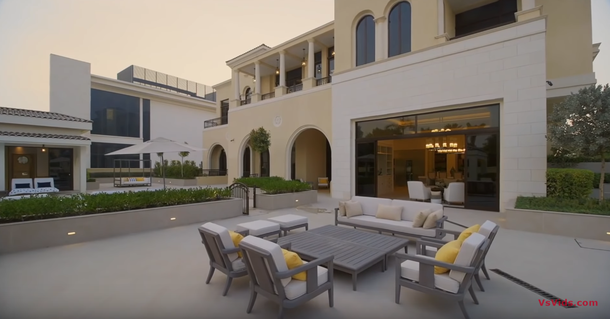 53 Photos vs. Inside Dubai's $200 Million Dollar Mega Mansion - Ultra Luxury Home, Condo & Hotel Tour
