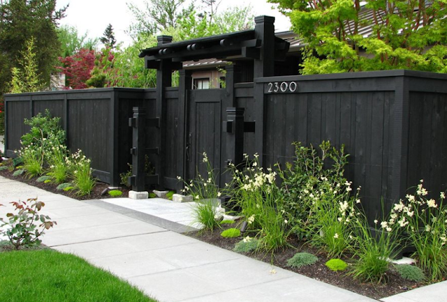 Fence & Gate Design Ideas