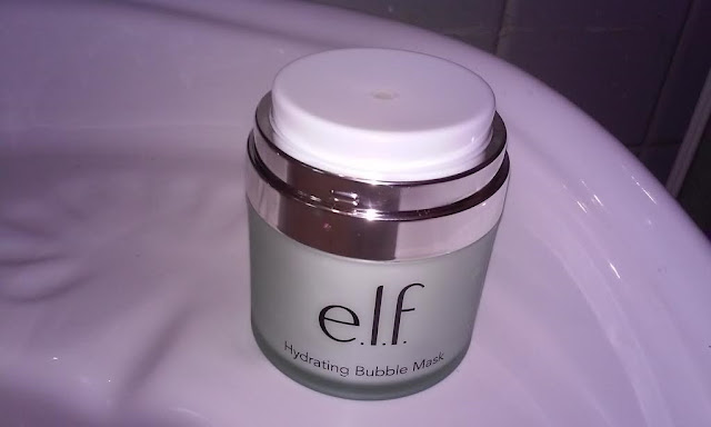 What I Got In My ELF Voxbox | Beauty Box Influenster elf hydrating bubble mask