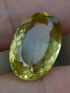 Natural Citrine Quartz