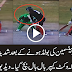 Batsman almost hit the wicketkeeper with bat
