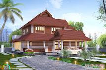 Traditional Kerala House Designs