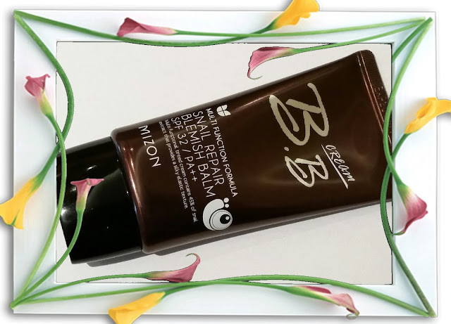 MIZON Snail Repair BB cream - recenzja