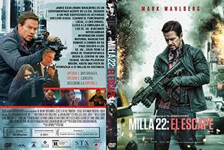 Mile 22 - Milla 22 El Escape
