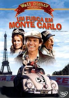 Um Fusca em Monte Carlo Dublado Online