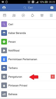 Cara Mengganti Nama Di Fb : mengganti, Mengubah, Facebook, Terbaru, Nanda