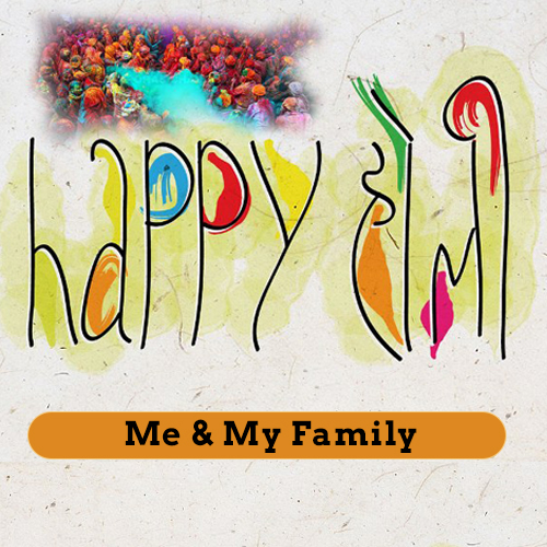 Happy Holi Images Create-Download Most Creative Image For Free