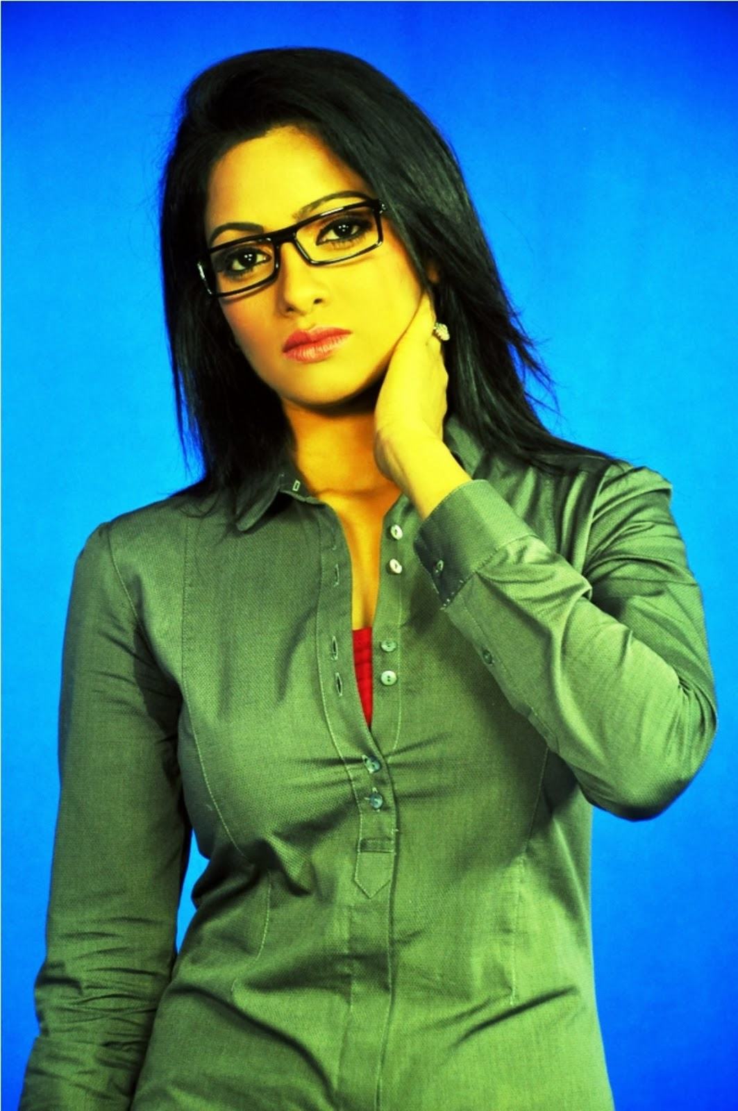 tv anchors hot pics