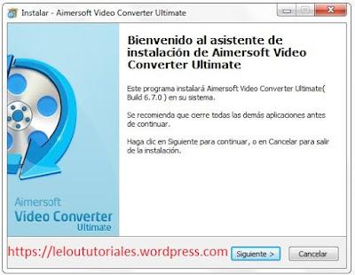 Aimersoft Video Converter Ultimate v6.7.0 + Crack [Full] [MEGA] [UL]