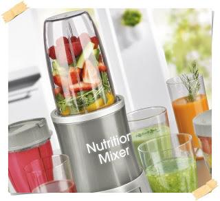 Pareri Blender Nutrition Mixer forum opinii