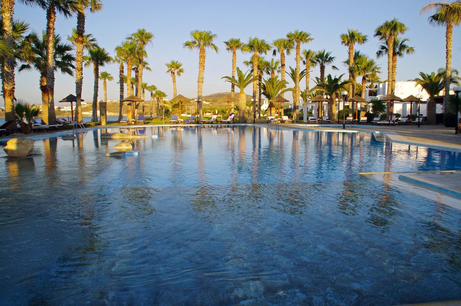 Luxury Hotel Paros Greek Islands