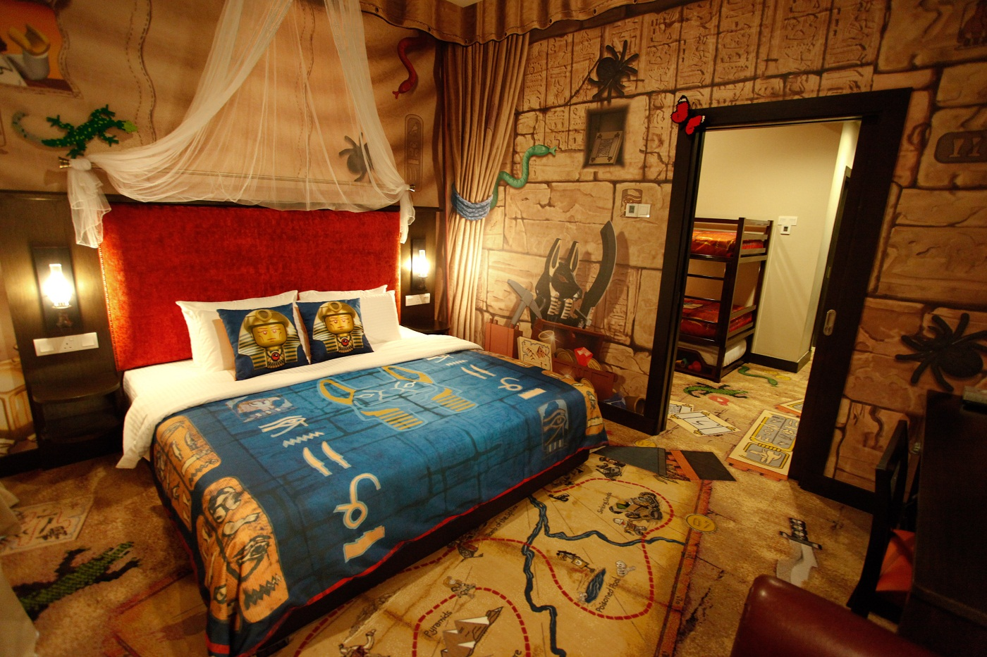 Legoland Hotel Malaysia Room With Chest