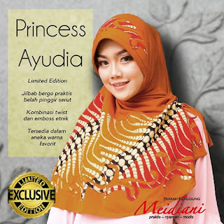 Jilbab Daily Princess Ayudia