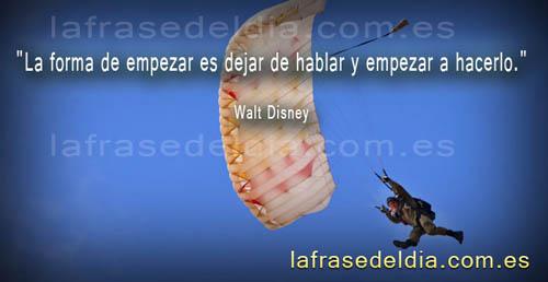Citas célebres de Walt Disney