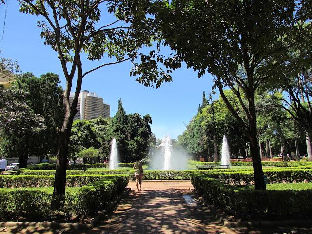 Circuito cultural Praça da Liberdade Belo Horizonte