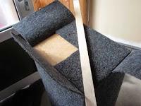 4 jenis  bahan  untuk pelapis box speaker