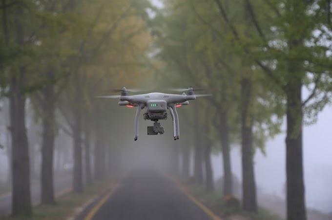 Uber podría comenzar a hacer envíos de comida vía drones en el 2021