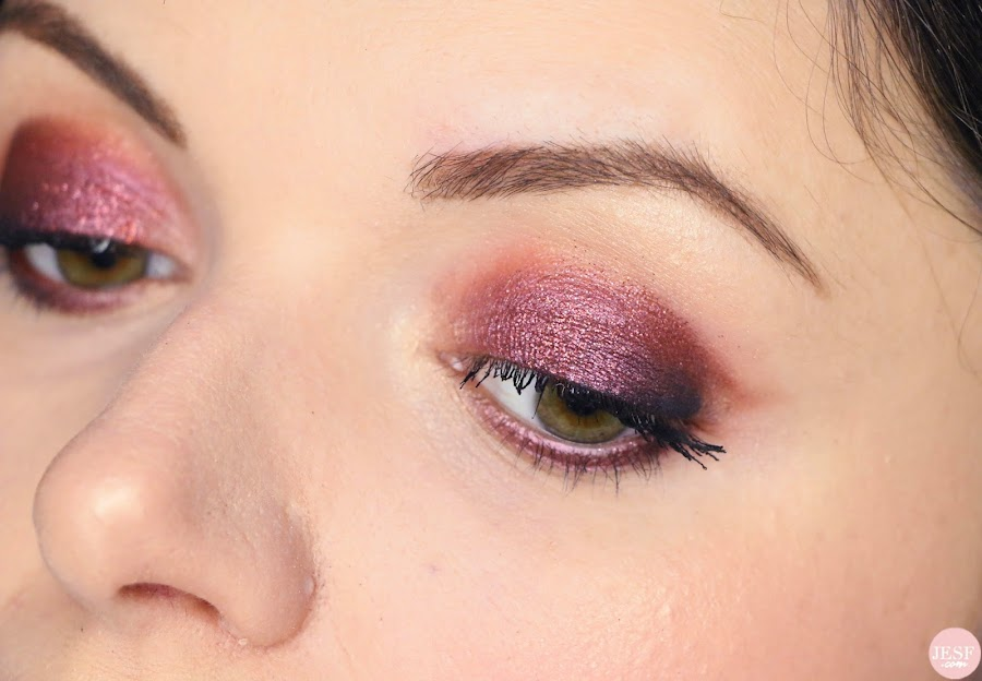 avis makeup swatches palette desert dusk huda beauty