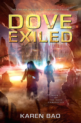 Blog Tour: Dove Exiled [Guest Post]