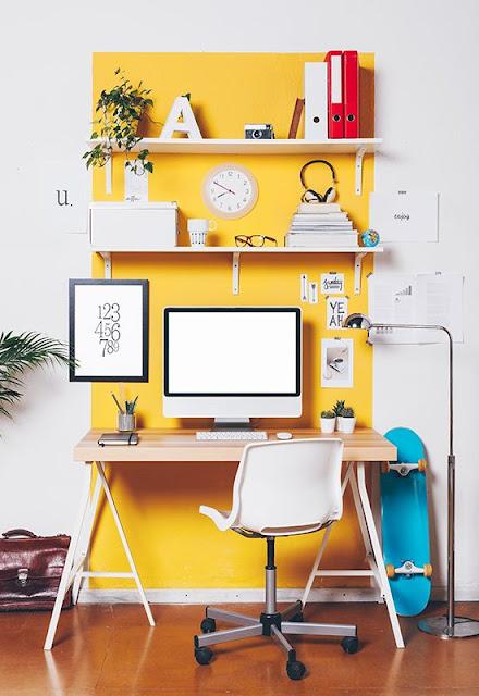 Рабочее место домашних условиях