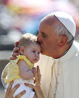 Pope Francis: Abortion is like hiring a hitman