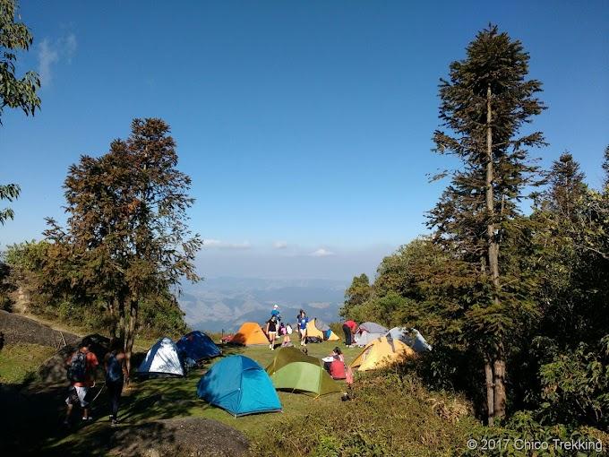 Serra dos Poncianos e Selado em Monte Verde