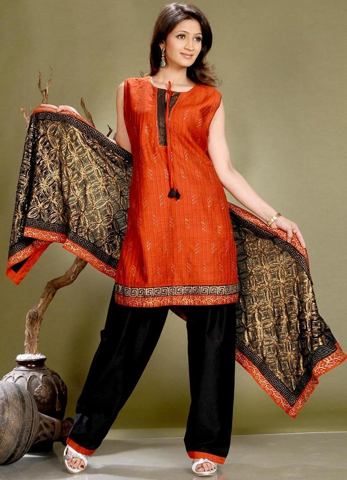 9f0404e6ee Cotton Salwar Kameez Designs 2011 Latest Patterns For Girls. Choridar Shalwar  Kameez is one of the most popular formal wear worn by women in india and ...