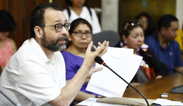 CHR Chariman: No violation of 'separation of Church and State'