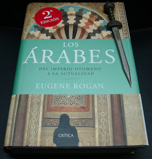 Portada del libro Los árabes, de Eugene Rogan