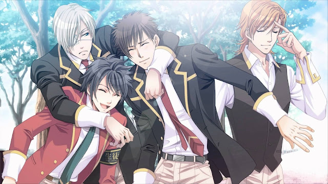 Top anime shounenai hay nhất vietsub online
