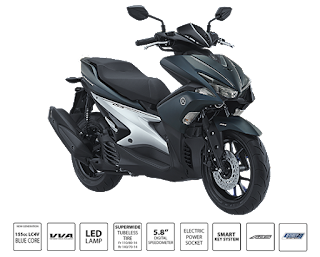 Yamaha Aerox S - Sugi Yamaha