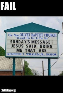 and I thought god hates fags olivet baptist
