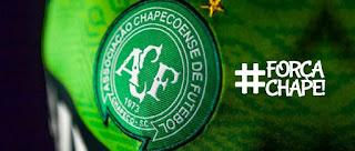 Reconhceimento, honra e gratidão ao time de Chapecó