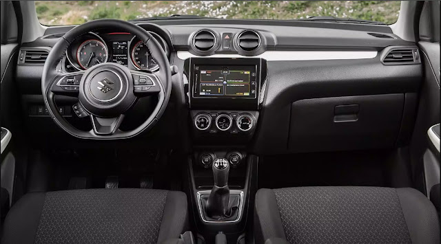 2019 Suzuki Instant SZ5 1.0 Boosterjet Rumors, Price, Interior, Release date