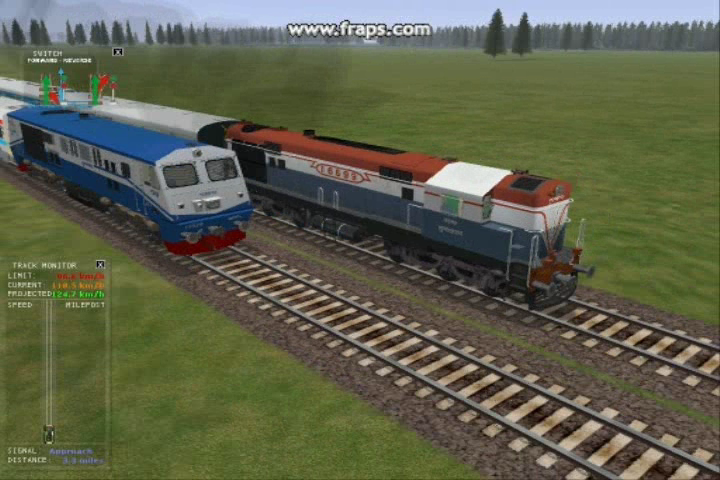 Recently Added Train Games