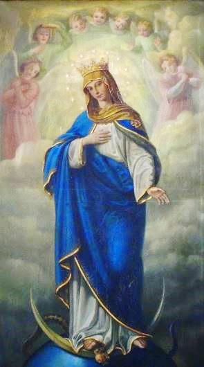 DECEMBER 8 -  SOLEMNITY OF THE IMMACULATE CONCEPTION