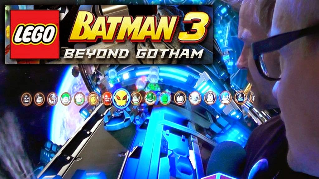 Lego Batman 3: Beyond Gotham Game