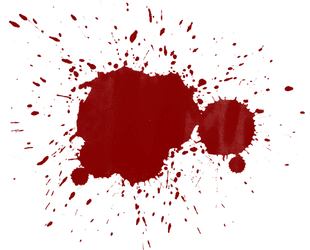 After Effects Blood Smear Effect using CC Smear