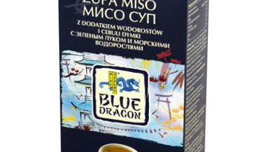 Zupa Miso, Blue Dragon