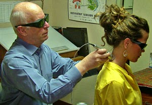 Laser Therapy Chiropractor