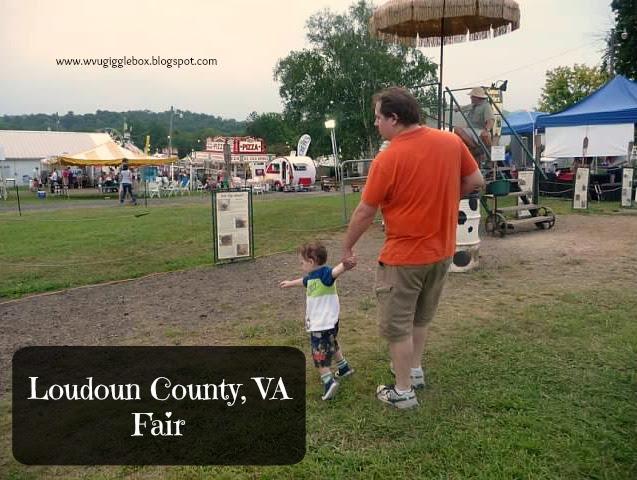 Loudoun County Fair, Northern Virginia, family fun,