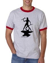 Anvilgirl Ringer T Shirt makes you look hot!