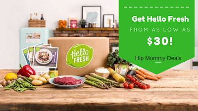 Hello Fresh Groupon Deal Wholesome Meals