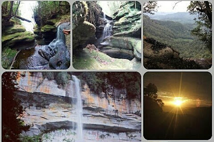 Air Terjun Batang Kapas - Post dari Instagram @RiauMagz - #1