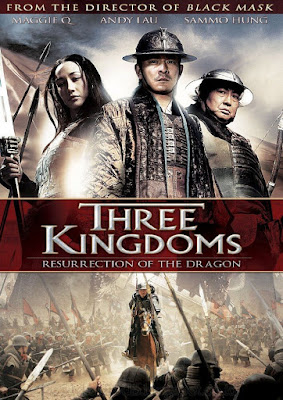 Sinopsis film Three Kingdoms (2008)