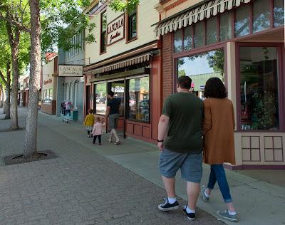 Camrose Main Street
