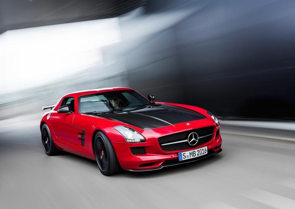 Mercedes benz sls amg sales figures gcbc for Mercedes benz salesman