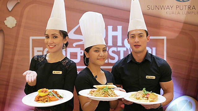 SUNWAY PUTRA HOTEL FOOD FESTIVAL 2016