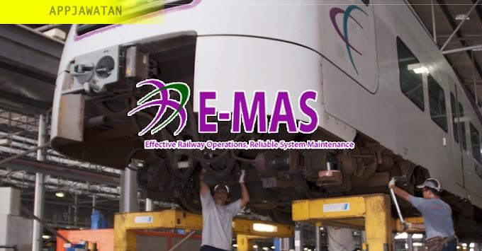 Temuduga terbuka Pemandu Tren, ERL Maintenance Support (KLIA Ekspress) di Kompleks Rel Udara, Bandar Baru Salak Tinggi, Sepang - 20 Februari 2019