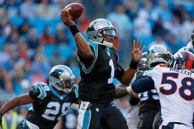 Panthers vs Broncos NFL Game 1 Live stream